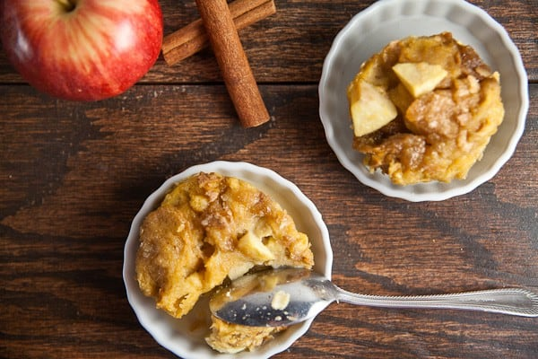 Mini Apple Cinnamon French Toast Casseroles 1