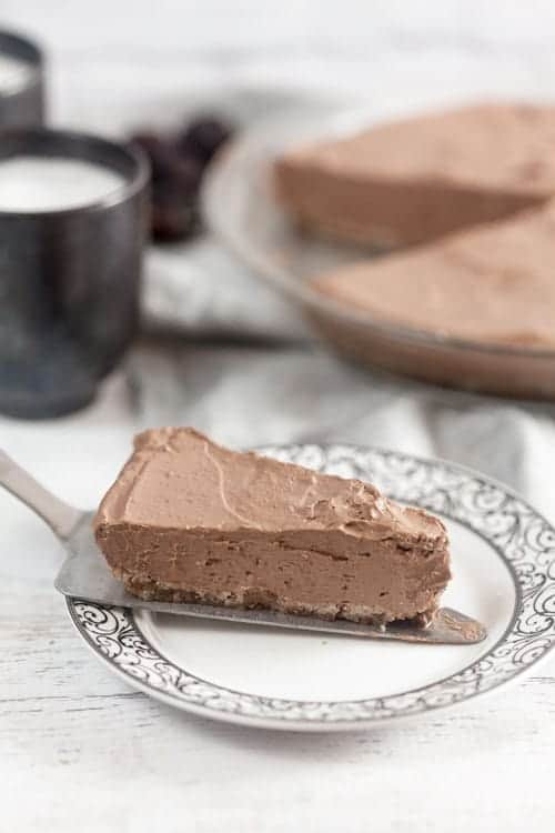 Mexican Chocolate Cream Pie 1
