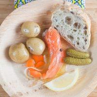 Salmon in a Jar (#SundaySupper)