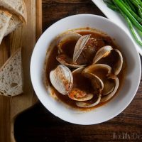 Spicy Spanish Clams