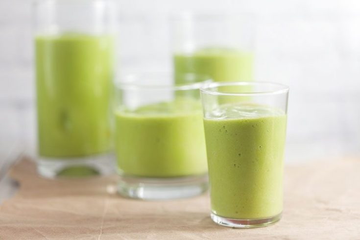 Tropical Green Smoothies 1