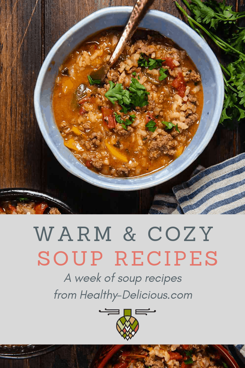 7 best soup recipes ebook cover