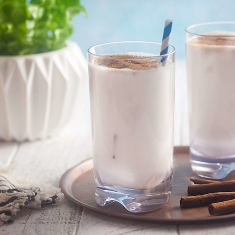How to Make Homemade Horchata (Dairy Free)