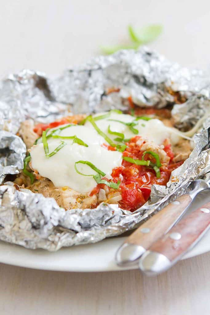 9 Healthy Foil Pack Recipes For When You Don't Want To Do Dishes 2