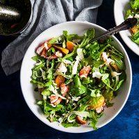 Lobster Farro Salad with Citrus Vinaigrette
