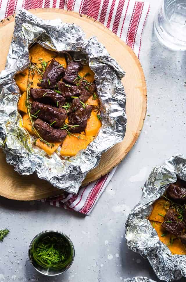 9 Healthy Foil Pack Recipes For When You Don't Want To Do Dishes 8