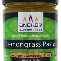 Cambodian Lemongrass Paste