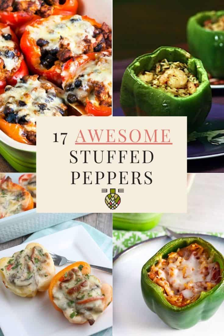 16 Delicious Stuffed Peppers Recipes 1
