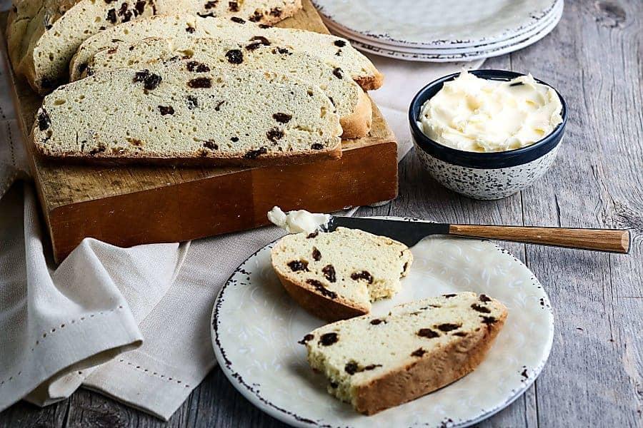 Classic Irish Soda Bread 1