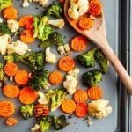 How to Roast Frozen Vegetables 2