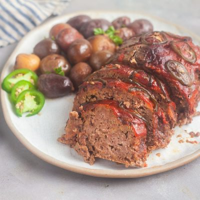 Thai Barbecue Crock Pot Meatloaf