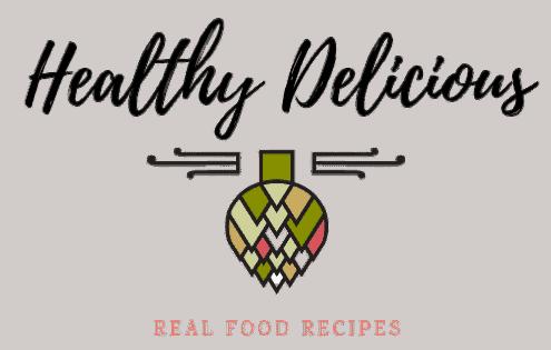 healthy delicious logo.