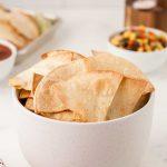 How to Make Air Fryer Tortilla Chips 2